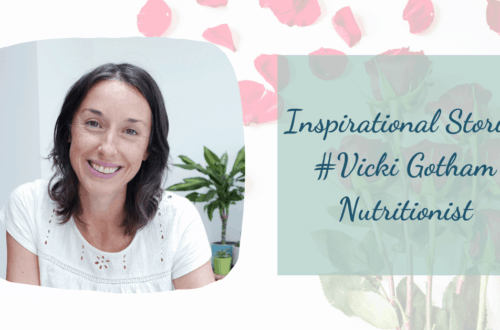 Inspirational stories vicki gotham nutritionist