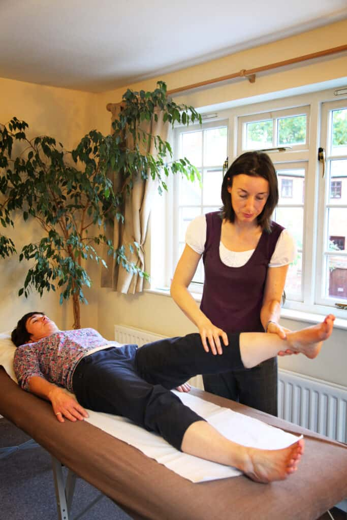 Kinesiology practitioner