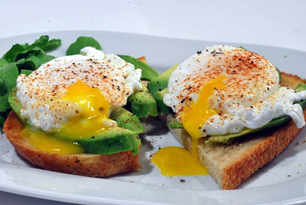eggs on toast best superfood for women's health