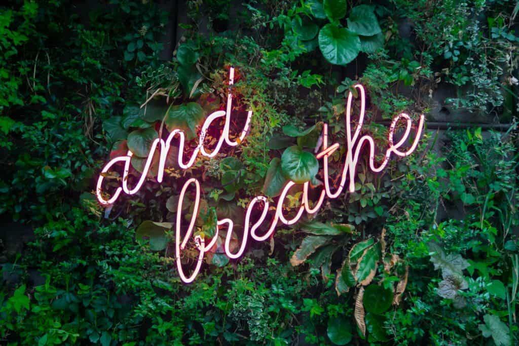 esercizi di respirazione per lo stress