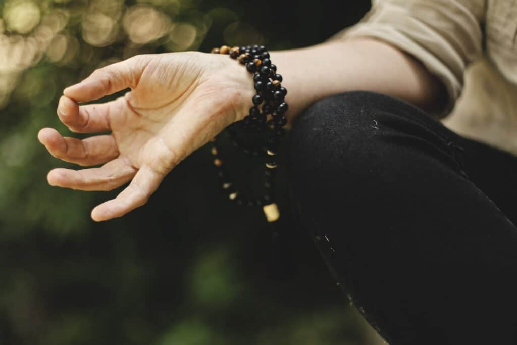 meditare e mangiare consapevolmente